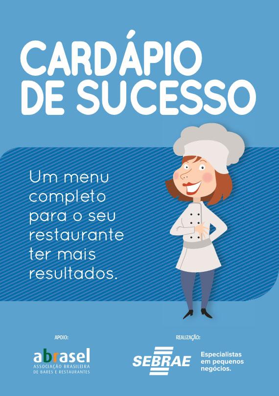 Cardápio de sucesso para restaurantes | Sebrae