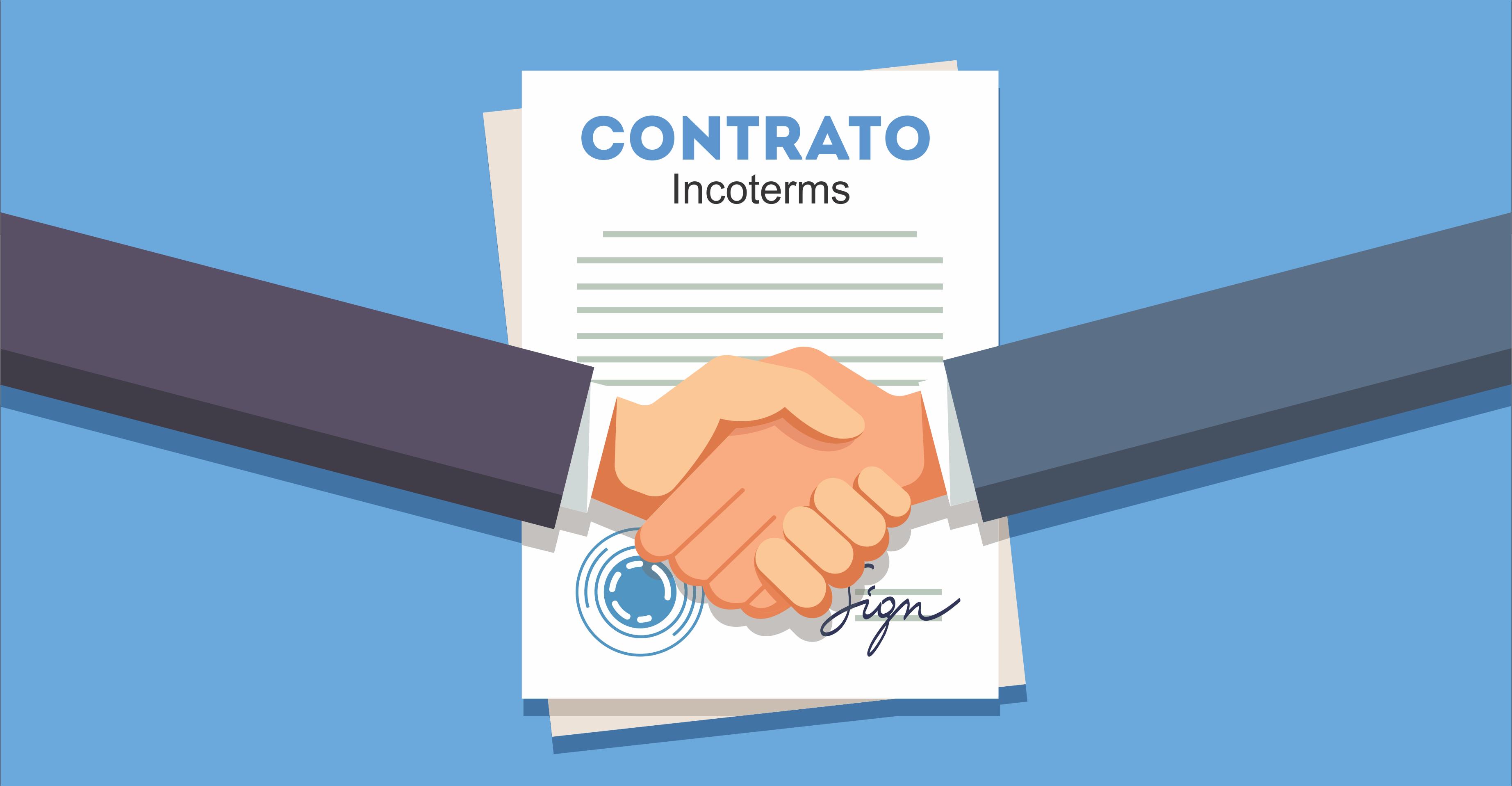 Desenho 2d Online Como Negociar Um Contrato Incoterms Sebrae